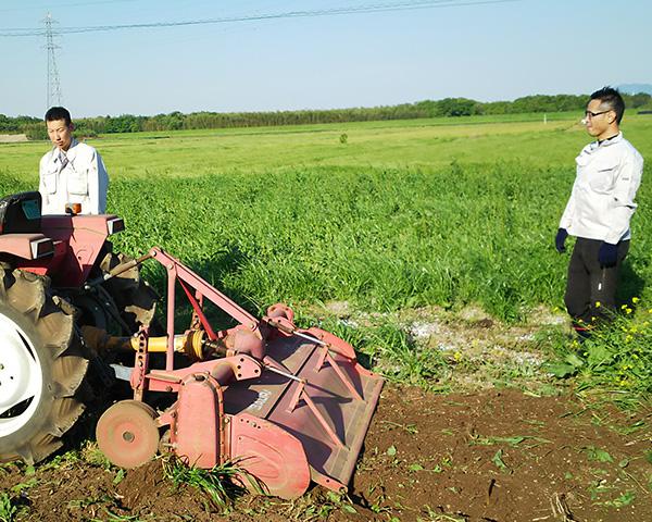 農業生産法人 株式会社エイジェックファーム
