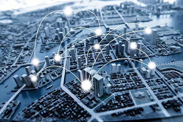 ネットワーク工事イメージ画像