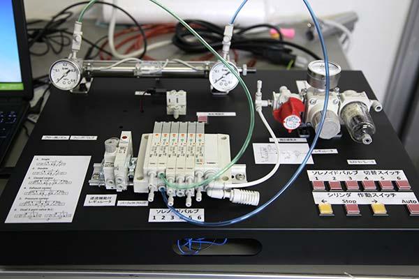 製造技能者育成コースのイメージ