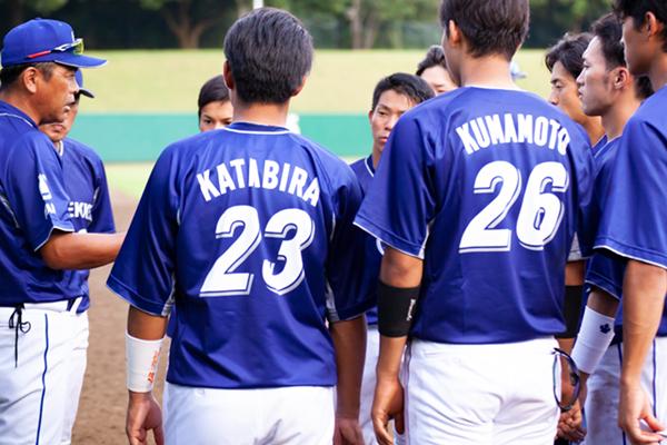 社会人野球イメージ