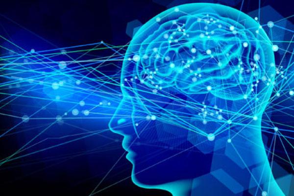 ロボット頭脳イメージ