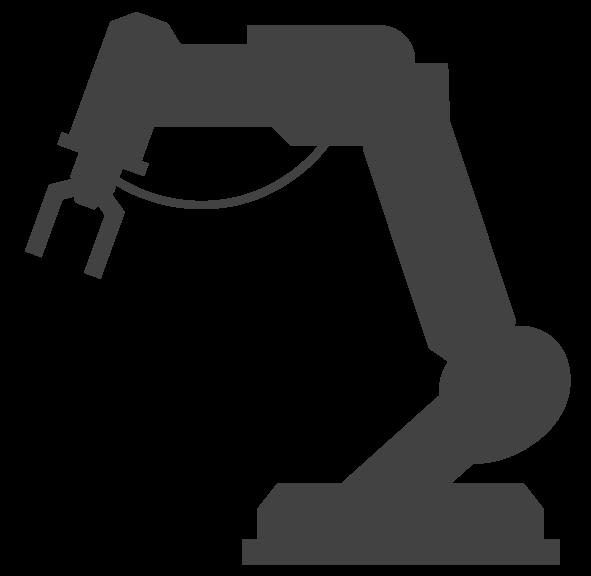 ロボットアームイラスト